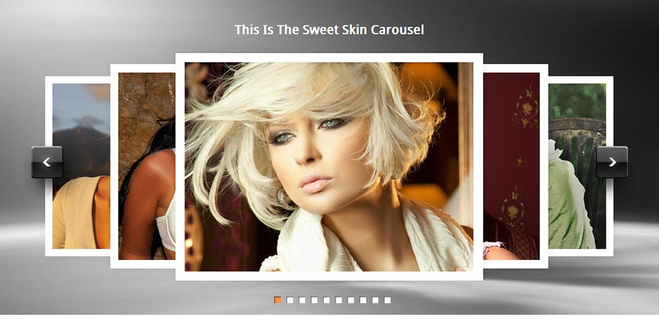Carousel - Sweet Skin